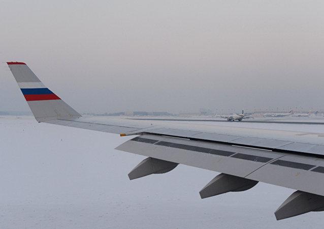 Un avión ruso (imagen referencial)