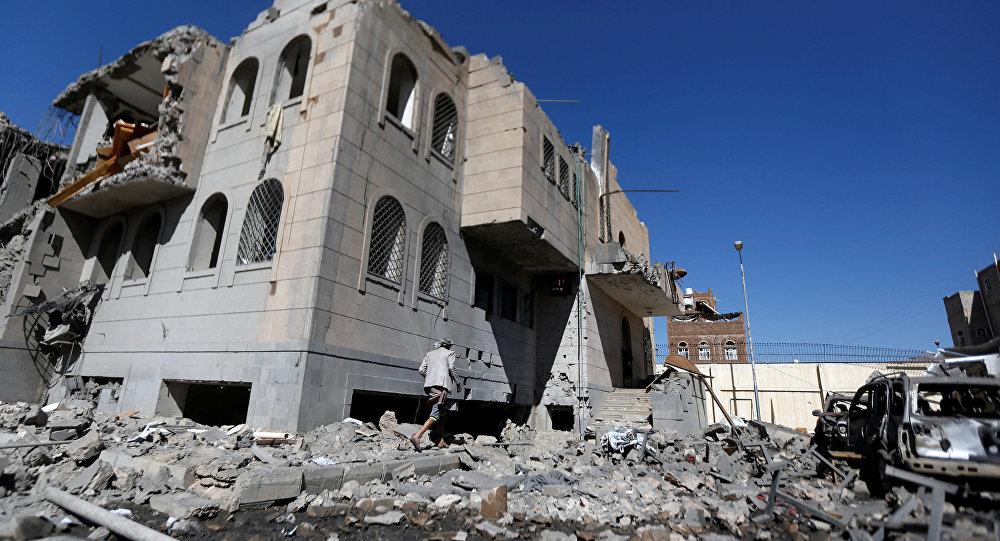 Mueren 10 mujeres tras bombardeos de la coalición, en Yemen