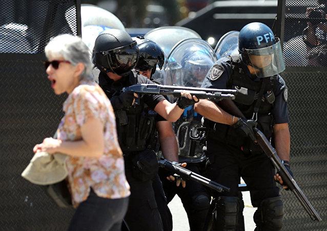 Violencia en Argentina