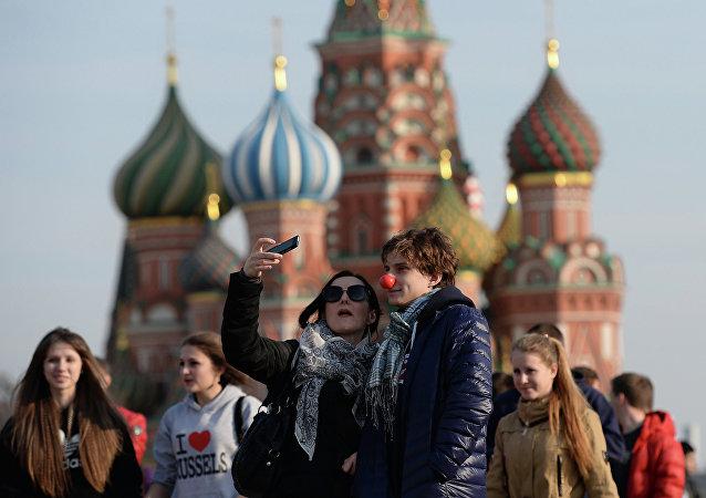 La caída del rublo aumenta el atractivo de Rusia para turistas