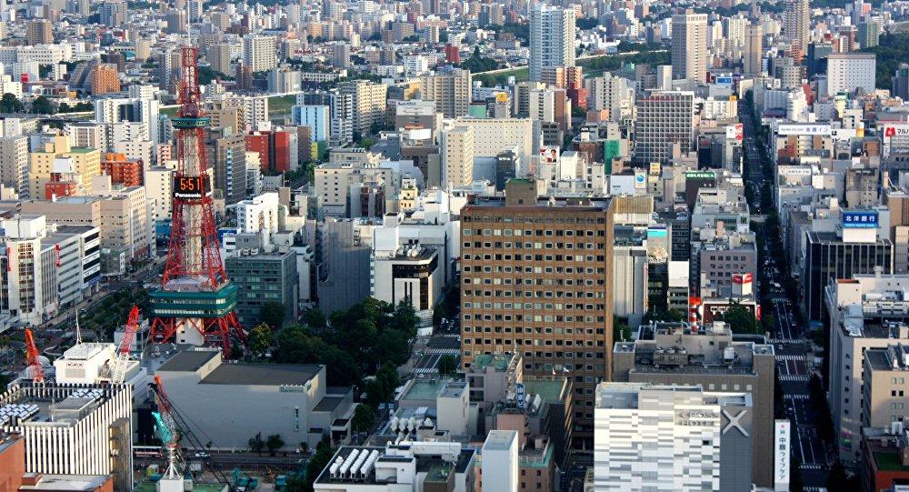 La ciudad de Sapporo