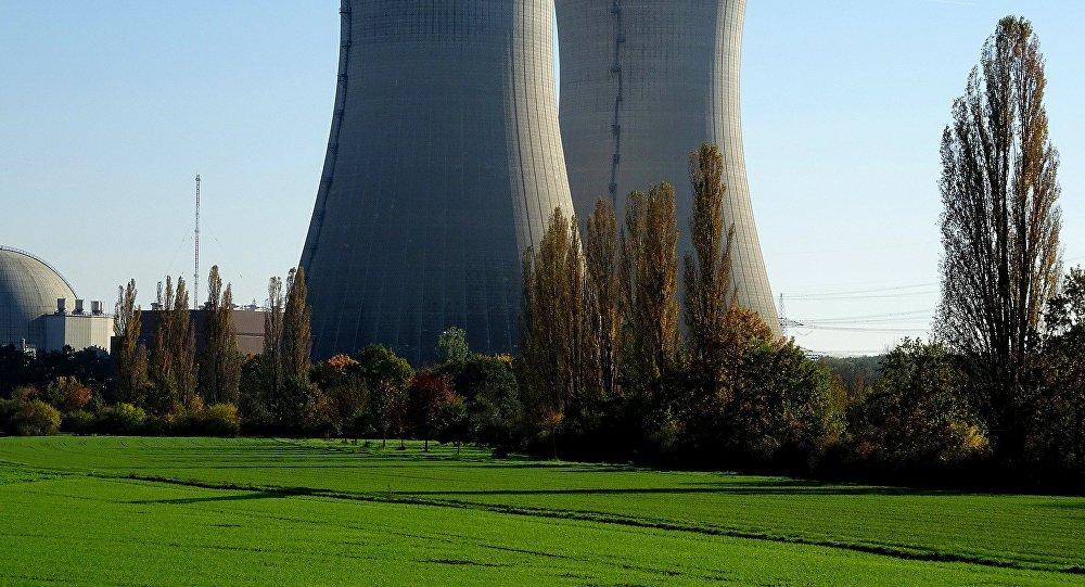 Planta nuclear (imágen referencial)