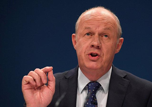 Damian Green, viceprimer ministro británico