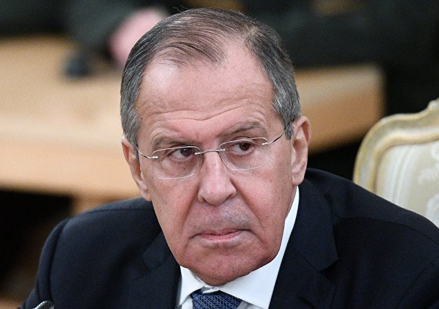 Serguéi Lavrov, el ministro de Exteriores de Rusia