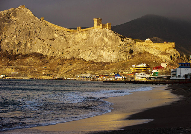 Crimea, Rusia (imagen rerefencial)