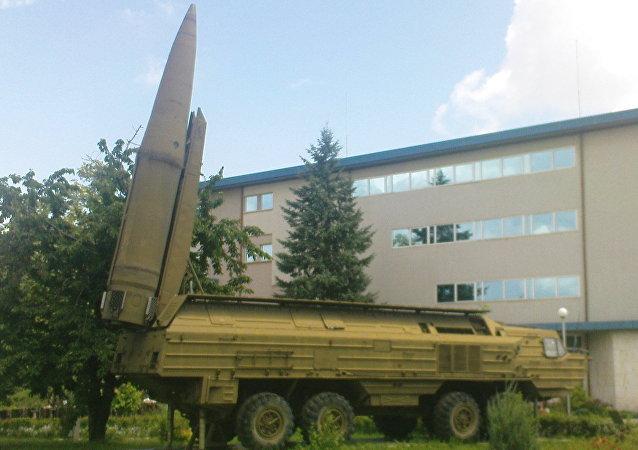 Sistema de misiles 9K714 Oka