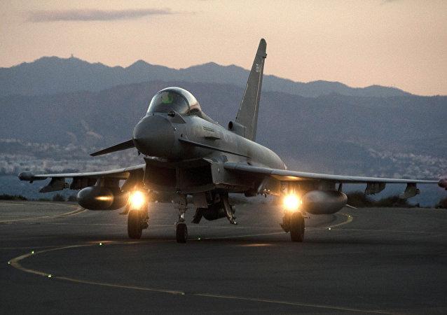 Eurofighter Typhoon del Reino Unido