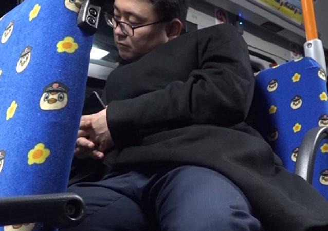 Resacón en Tokio: este insólito autobús te 'rescatará' si has bebido demasiado