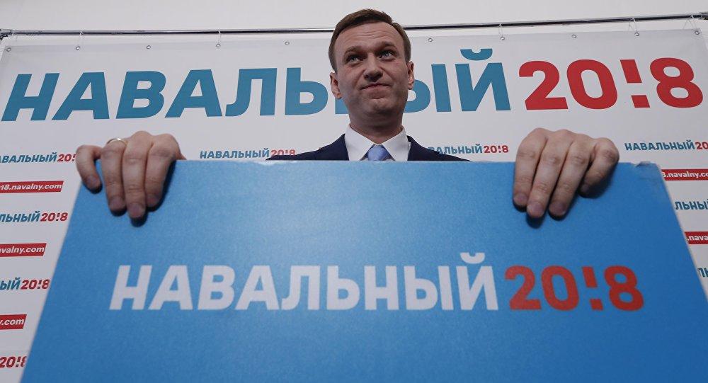 Opositor ruso Navalni llama a boicotear comicios presidenciales
