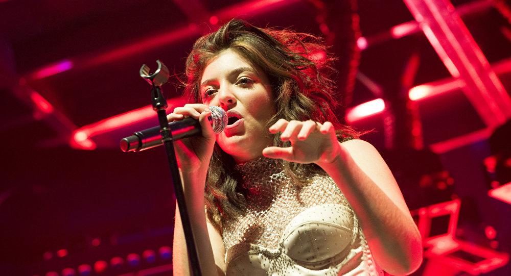 El sorprendente motivo por el que Lorde canceló su concierto en Israel