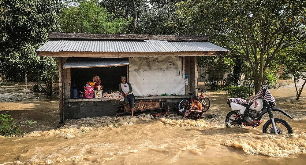650 mil personas evacuadas tras tormenta Tembin — Vietnam