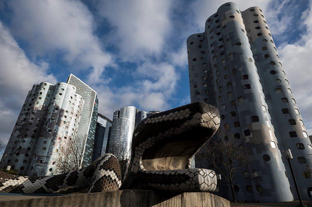 El futuro en el pasado: la curiosa arquitectura moderna de hace 40 años