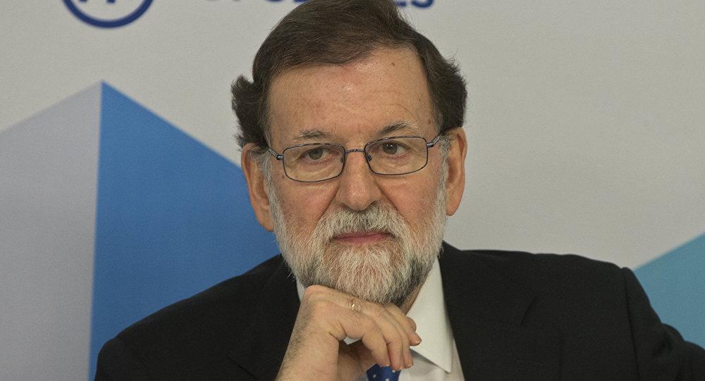 Mariano Rajoy, el presidente del Gobierno español (archivo)