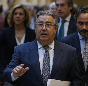 Juan Ignacio Zoido, el ministro del Interior español
