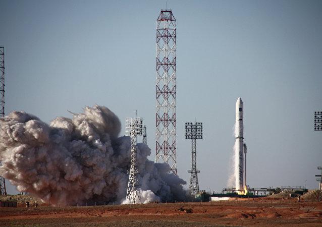 Cohete portador Zenit (archivo)