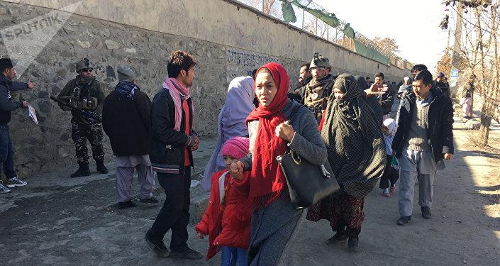 Mueren 40 personas en atentado reivindicado por el EI en Kabul