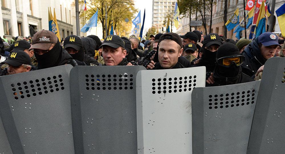 Protestas en Kiev, Ucrania