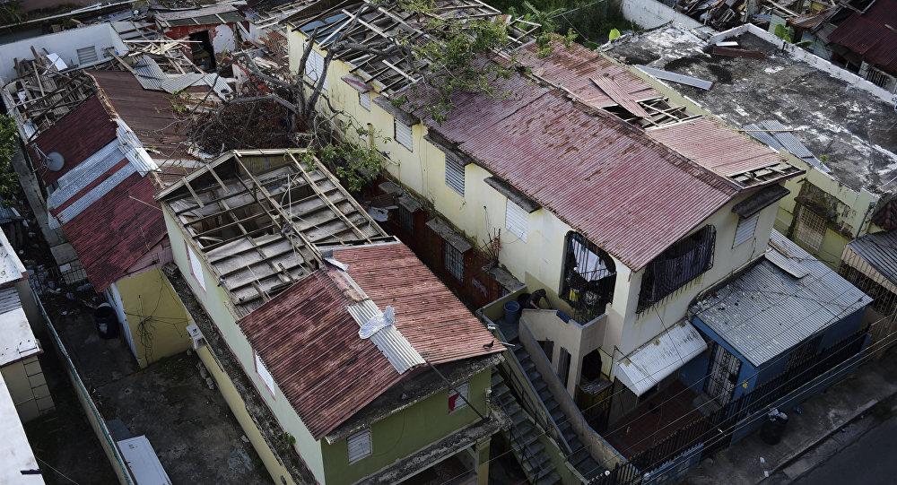 Consecuencias del huracán María en Puerto Rico