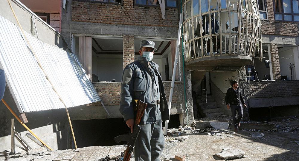 Afganistán: Por lo menos 40 muertos por atentados suicidas en Kabul