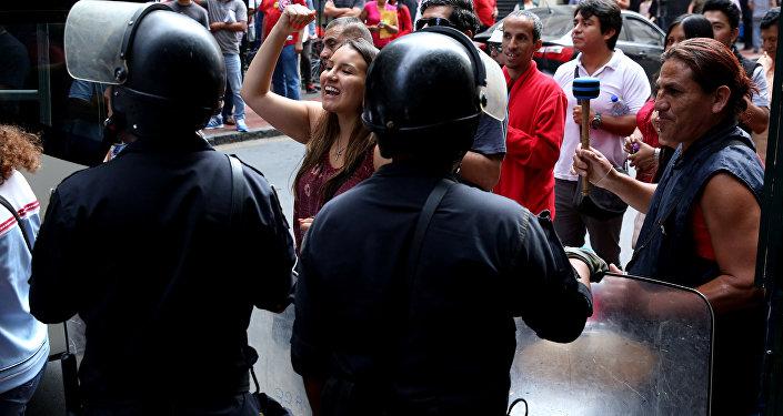 Perú protesta contra indulto otorgado a Fujimori