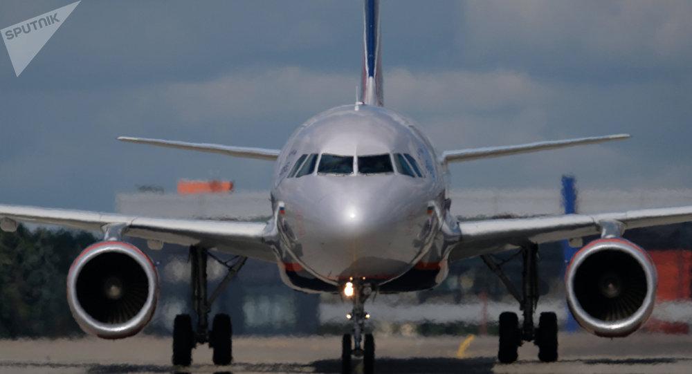 Un avión Airbus A320 (imagen referencial)