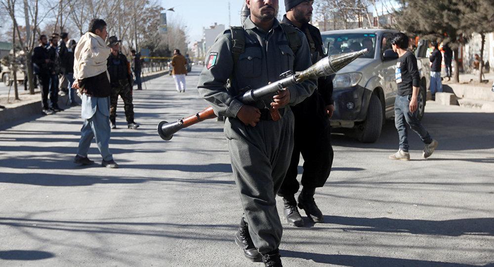 Unos 17 muertos en ataque al funeral de un político en Afganistán