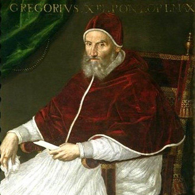 Creado en la Universidad de Salamanca, el nuevo calendario gregoriano recibió el nombre de su impulsor, el papa Gregorio XIII