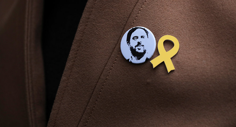 Supremo español mantiene a exvicepresidente catalán en prisión