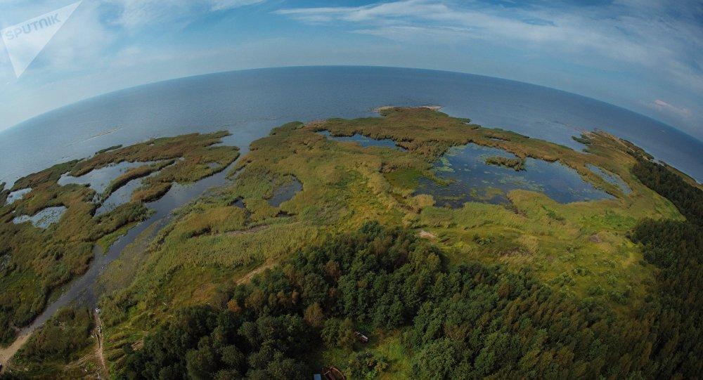 El lago de Ládoga