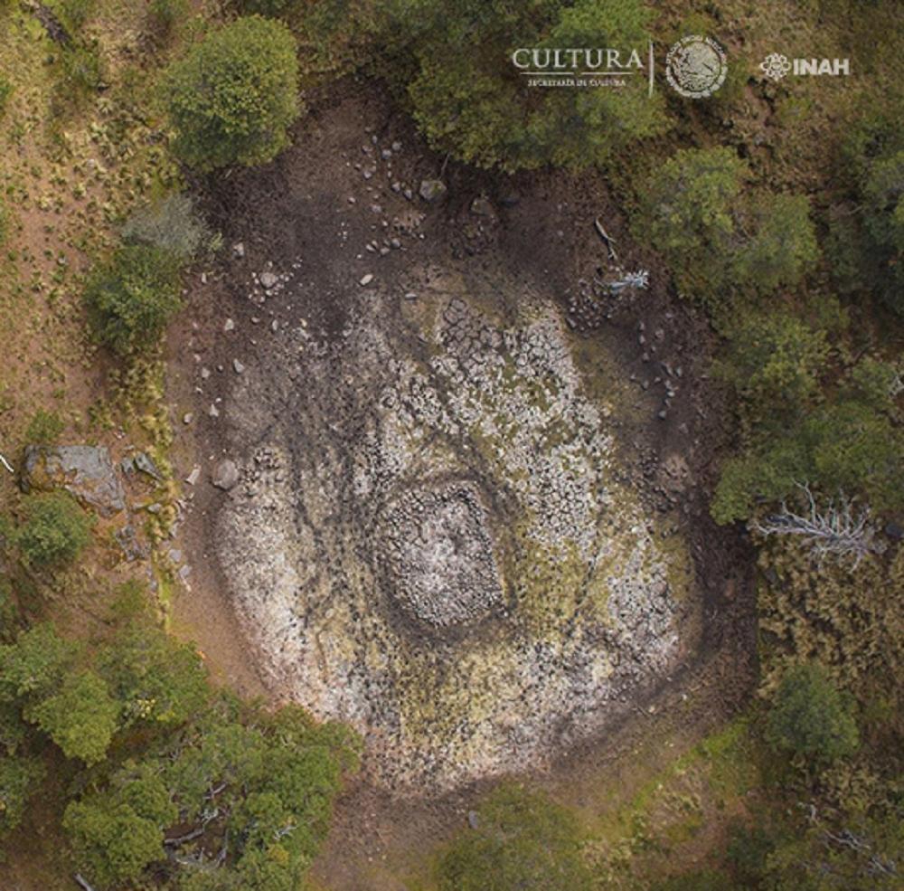 Vista aérea de Nahualac.
