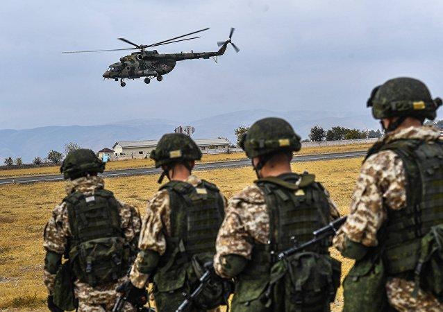 Las tropas aerotransportadas rusas  (imagen referencial)