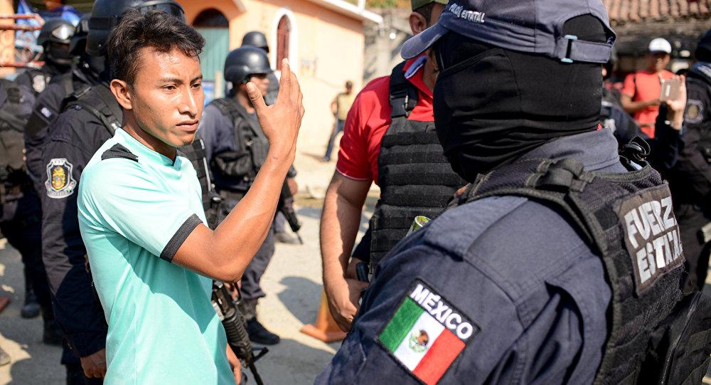 Balacera deja once muertos en festejo religioso en Acapulco