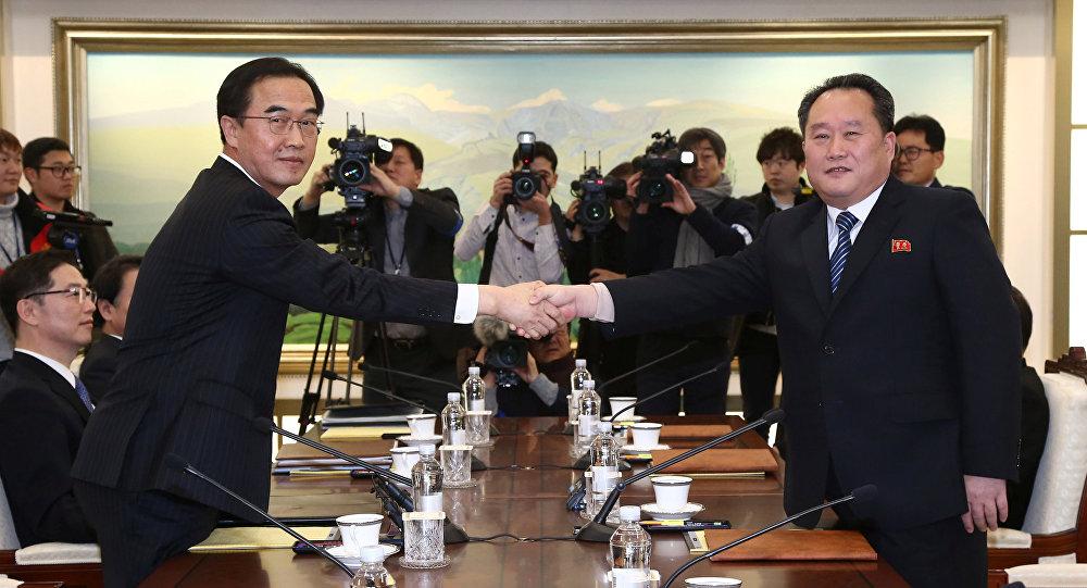 Seúl y Pyongyang acuerdan reanudar las negociaciones sobre los ...