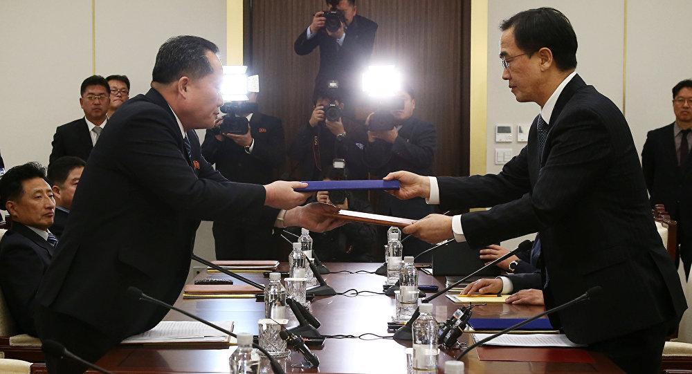 Pyongyang exige que Seúl abandone las maniobras militares con EEUU
