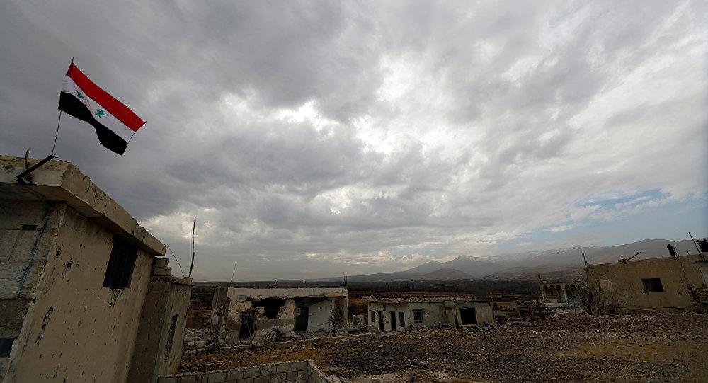 Ejército sirio alcanza a un avión israelí cerca de Damasco
