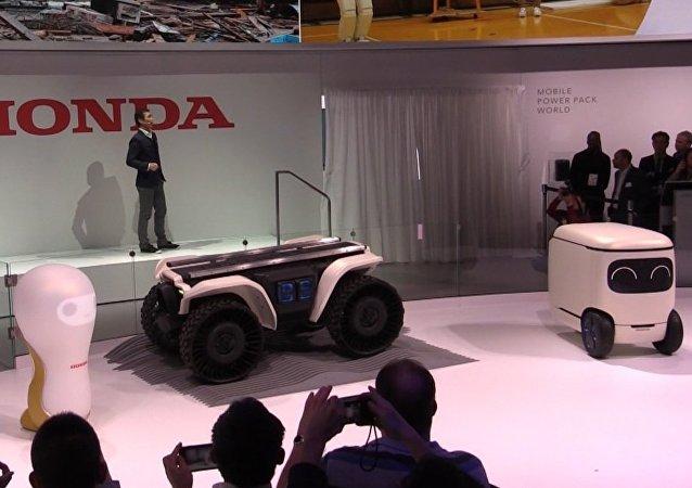 Tres nuevos robots, al rescate de la raza humana