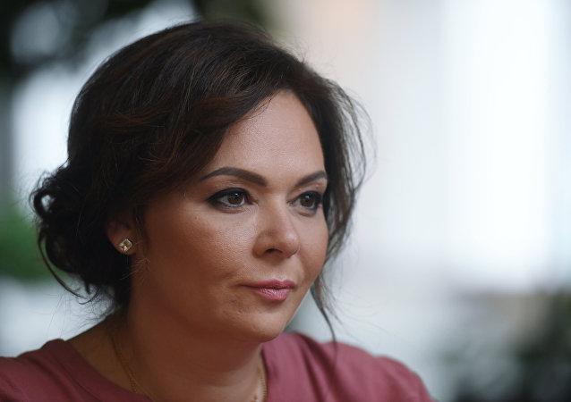 Natalia Veselnítskaya, abogada rusa