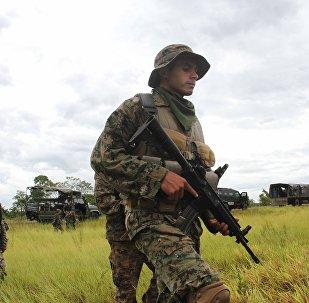 Soldados del Ejército de Paraguay