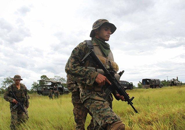 Soldados del Ejército de Paraguay (imagen referencial)