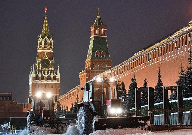 Kremin de Moscú