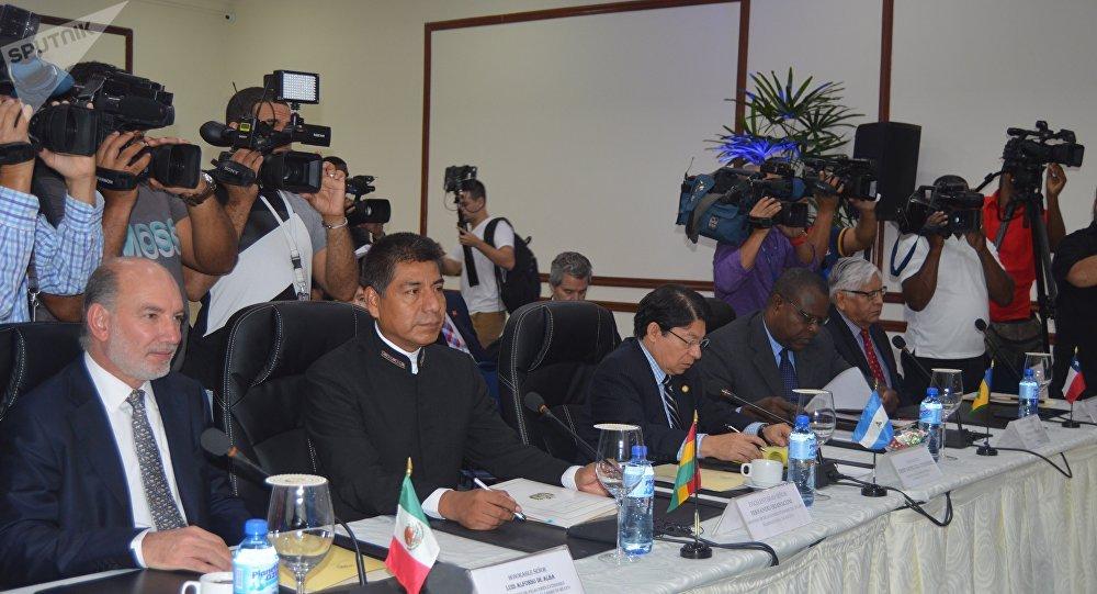 El proceso de diálogo entre Gobierno venezolano y la oposición