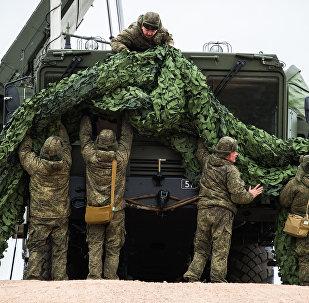 S-400 entra en servicio en Crimea