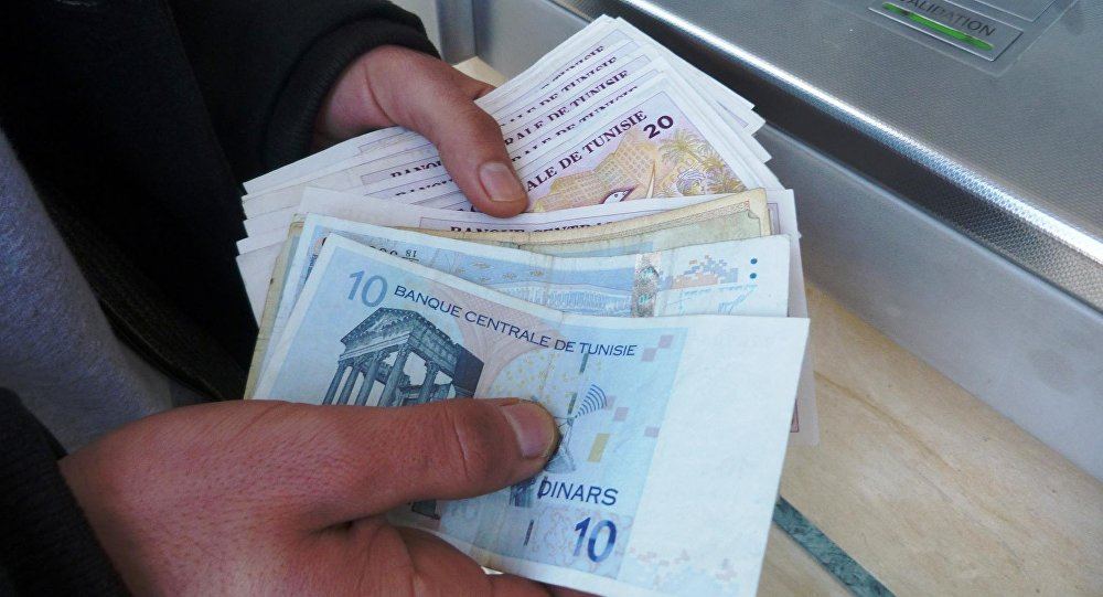 Dinares de Túnez
