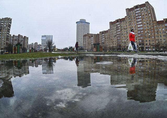 Invierno en Moscú