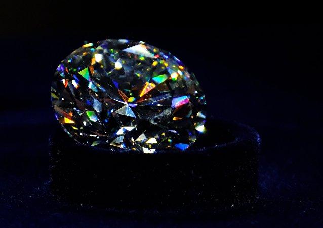 Un diamante (archivo)