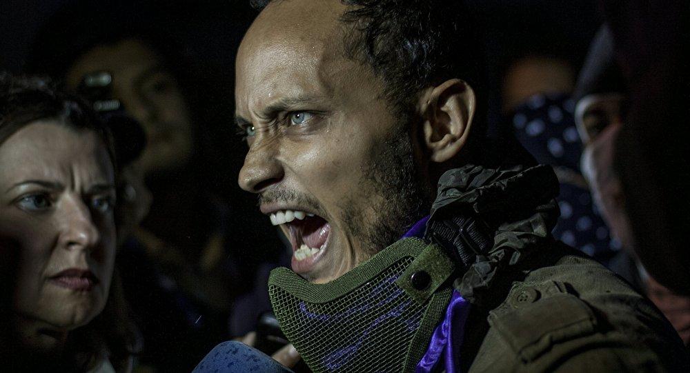 Gobierno de Venezuela mantiene cercado a Oscar Pérez, acusado de terrorismo