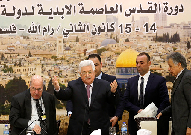 Reunión del Consejo Central Palestino (CCP) de la OLP