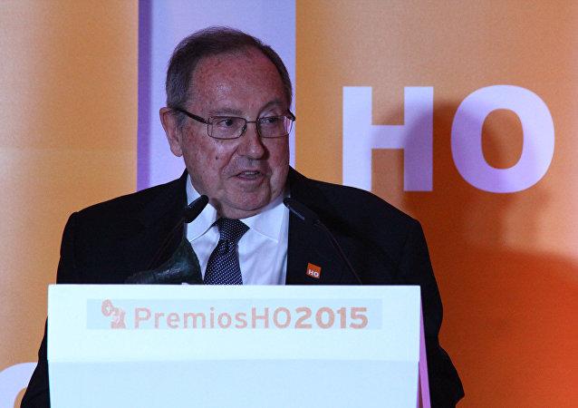 Josep Luis Bonet, presidente de la Cámara de Comercio de España y Freixenet (archivo)