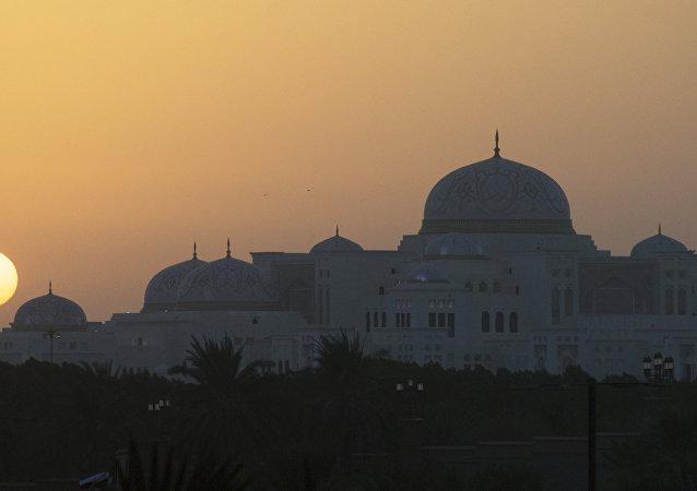 Abu-Dabi, capital de Emiratos Árabes Unidos