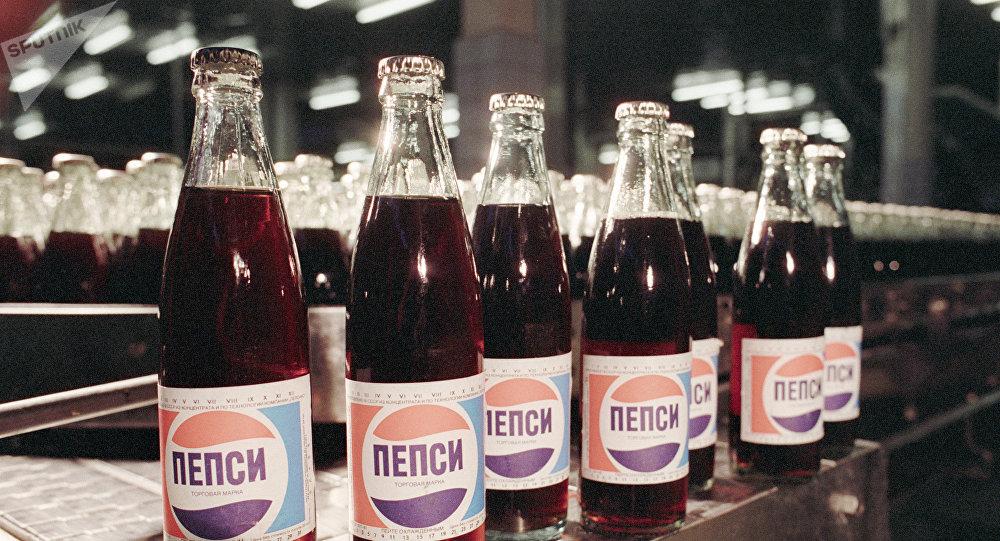 Pepsi Cola en la URSS